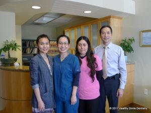 renton dentist staff